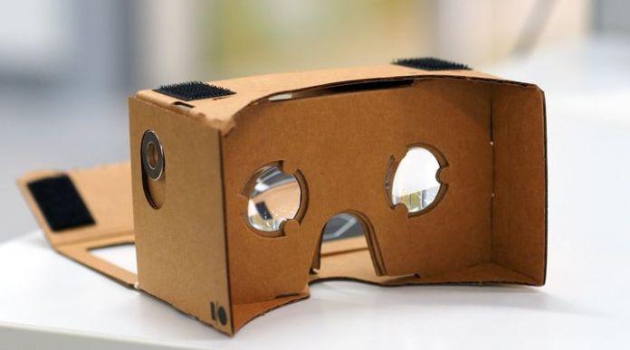 El Googl Cardboard ya está a la venta. Tiene un costo de 2 USD.