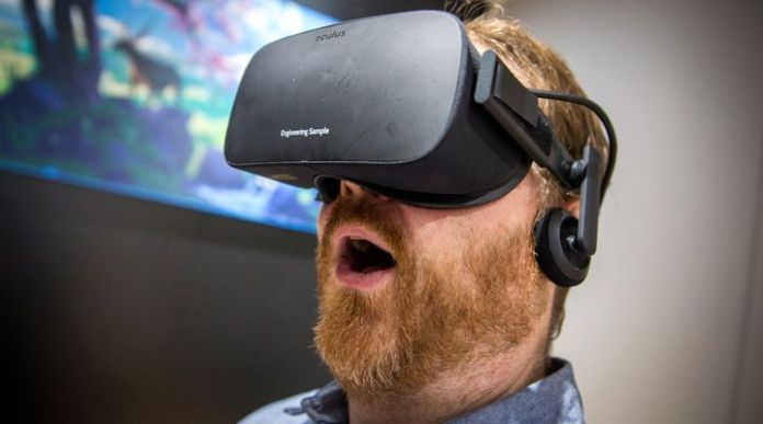 El Oculus Rift ya se encuentra a la venta para desarolladores.