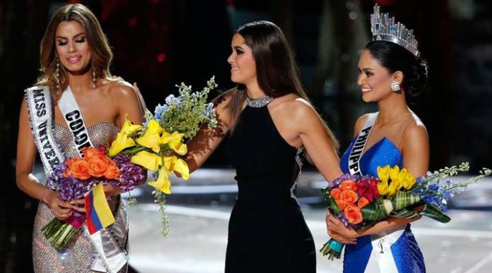 Vídeo: El fail en Miss Universo 2015