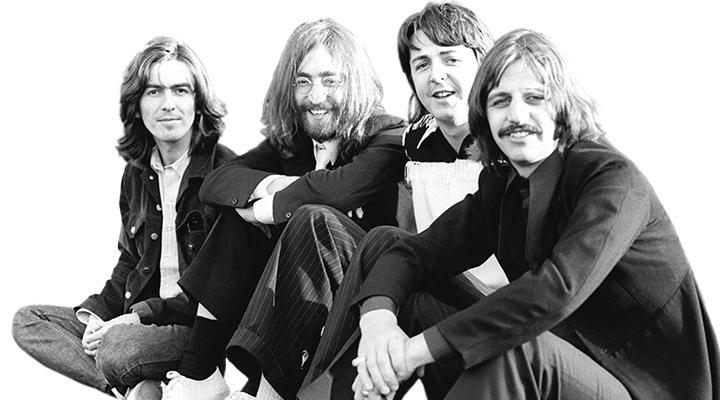 Las 10 Canciones de The Beatles más escuchadas en Spotify