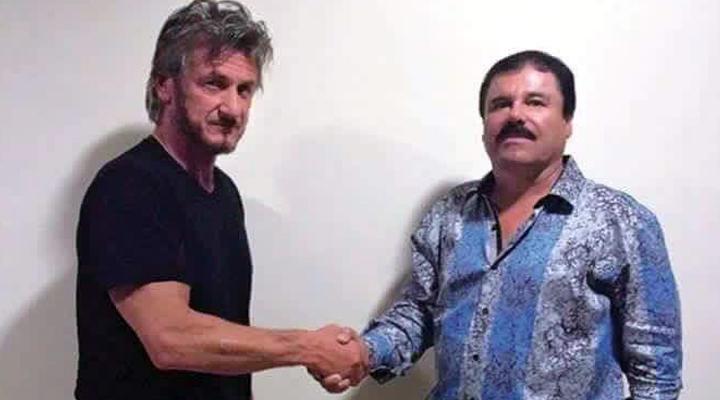 """La entrevista de Sean Penn a El Chapo para """"Rollingstone"""""""