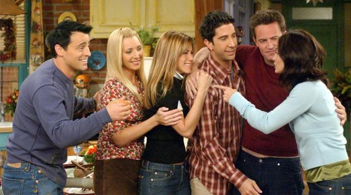 Confirmado: Habrá reencuentro de Friends