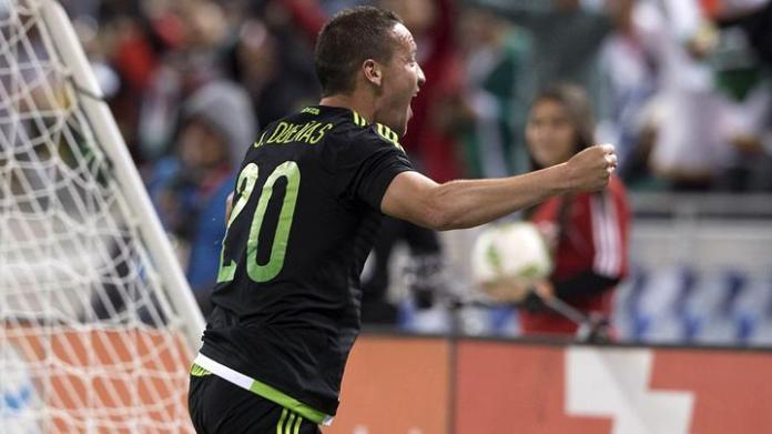 Resumen: Goles de México vs Senegal