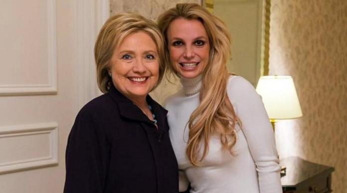 ¿Qué le pasó al rostro de Britney Spears?