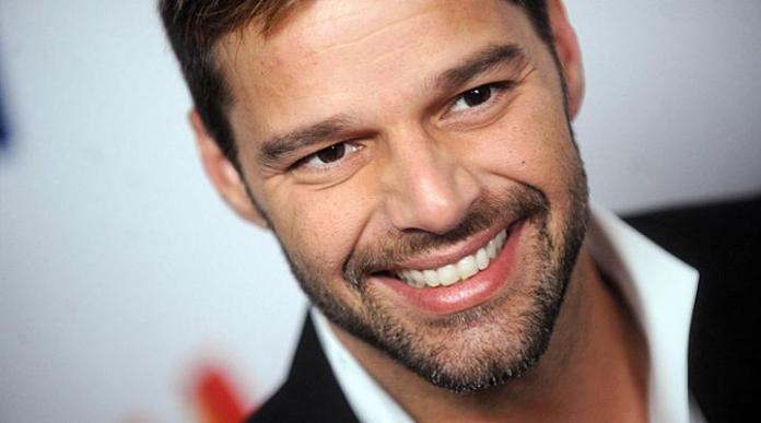 Ricky Martin y su nuevo novio