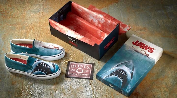 Tenis de la película Tiburón