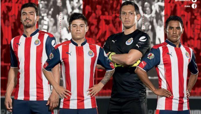 Esta es la nueva camiseta de Chivas para el Apertura 2016
