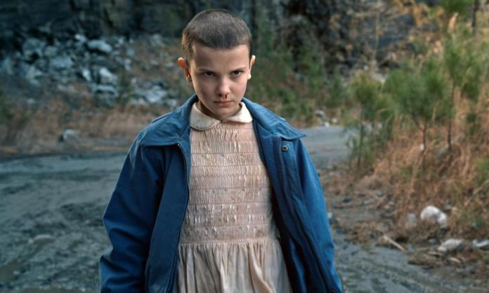Así le cortaron el cabello a Eleven de Stranger Things