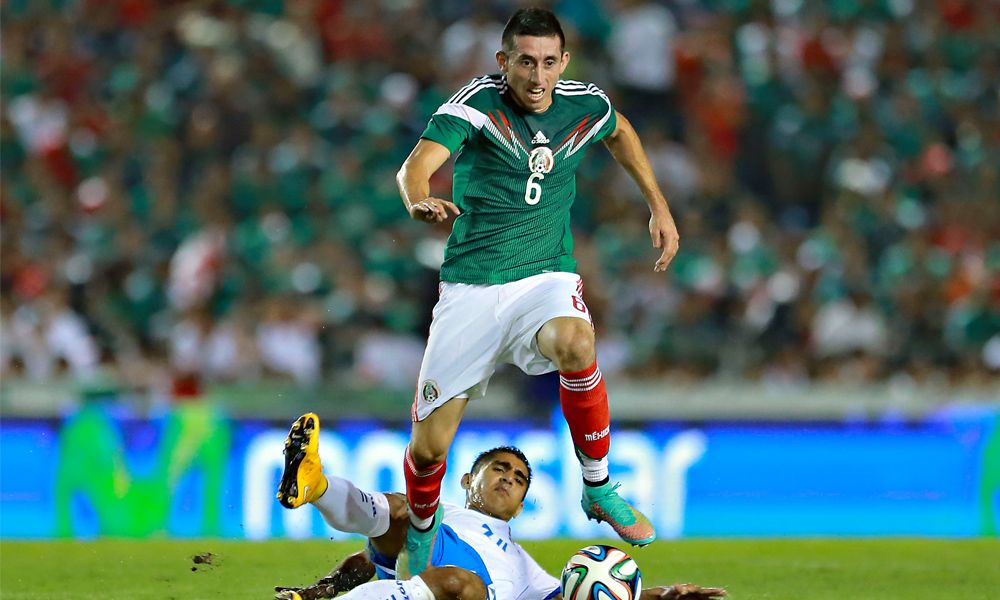 Convocados de México vs Costa Rica y Trinidad y Tobago rumbo a Rusia 2018