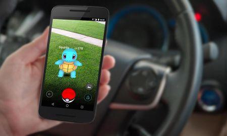 Ya no podrás jugar Pokémon GO en el auto