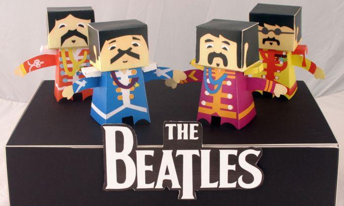 IA compone canción al estilo de los Beatles