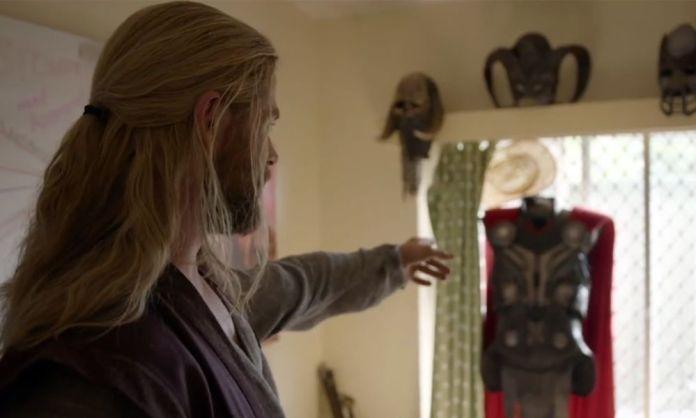¿Dónde estaba Thor mientras sucedía Civil War?
