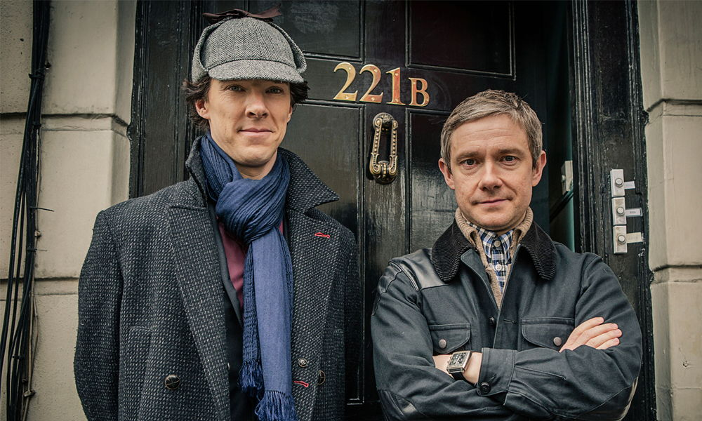 Reseña: Ya vimos Sherlock