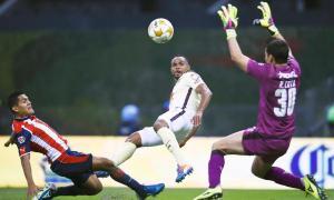 Goles de América vs Chivas Liguilla 2016