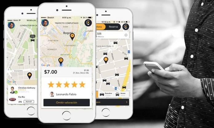Cabify Alternativa Uber