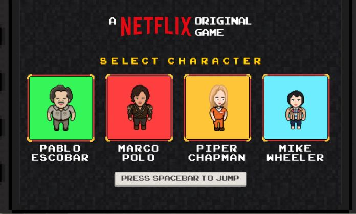 Juego de Netflix