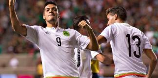 Convocados de México para eliminatoria y Copa Confederaciones