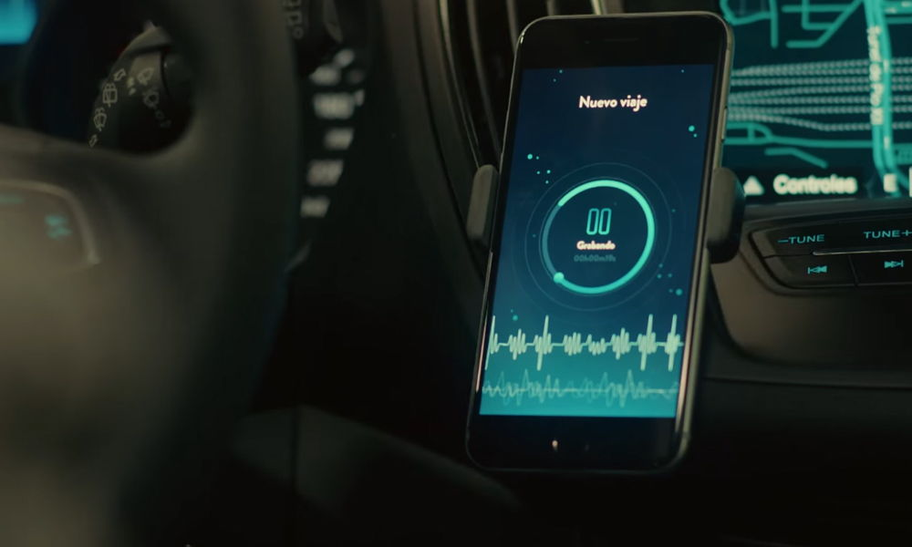 Esta es la cuna que simula el movimiento de tu auto