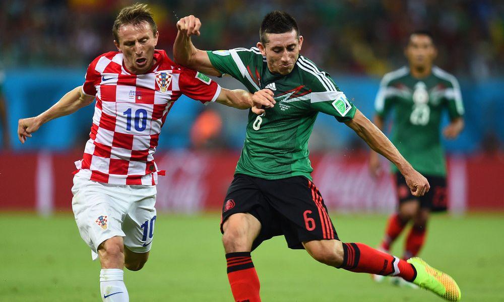Opciones para ver en vivo México vs Croacia