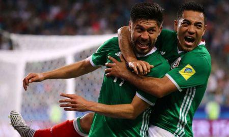Goles de México vs Nueva Zelanda 2016