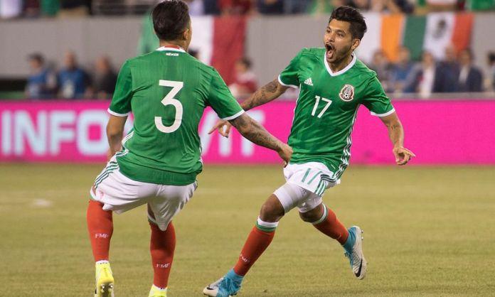 Goles del amistoso México vs Irlanda