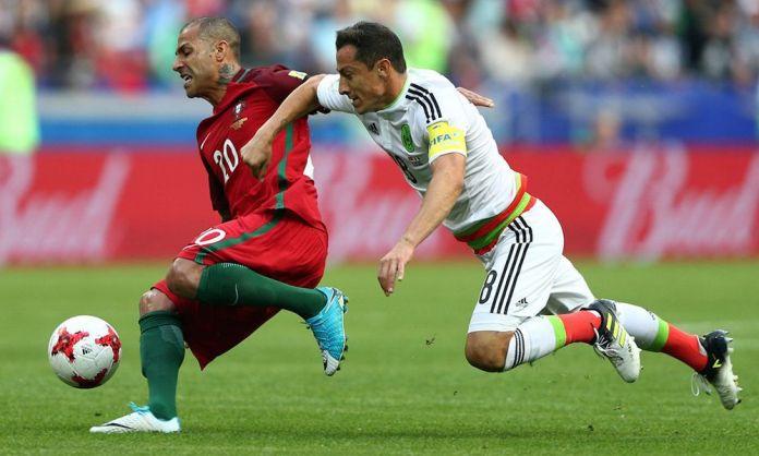 México vs Portugal tercer lugar Confederaciones 2017