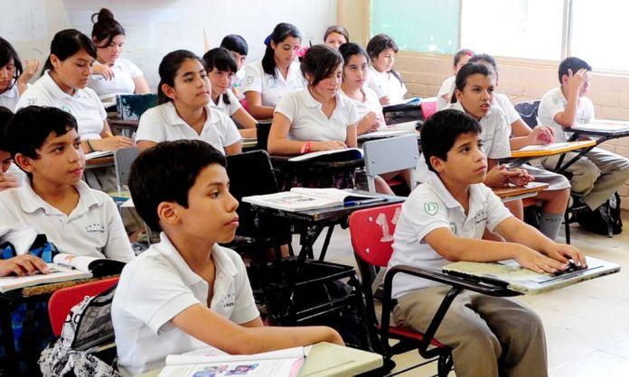 Calendario escolar 2017 de Sonora