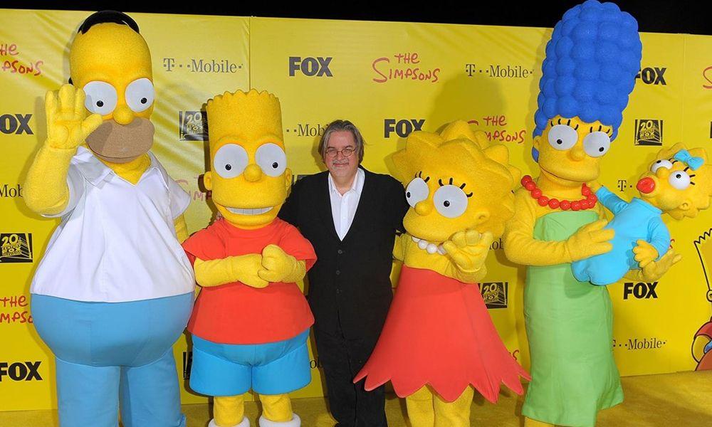 Disenchantment Matt Groening en Netflix