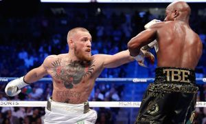 Repetición: Pelea Mayweather vs McGregor