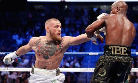 Repetición: Pelea Mayweather vs McGregor