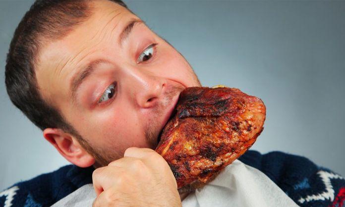 Malos hábitos alimenticios
