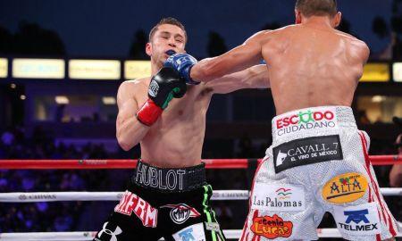 Repetición: Gallo Estrada vs Carlos Cuadras