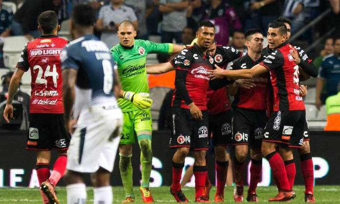 semifinales de la Liga MX 2018