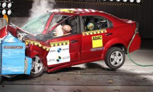 Aveo 2017: El auto más inseguro de México