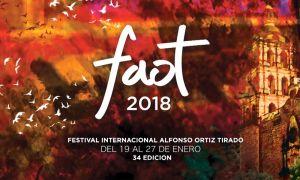 programa del FAOT 2018