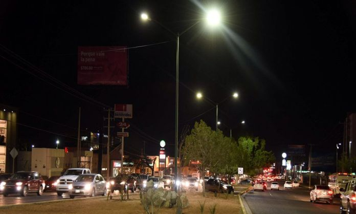 Alumbrado LED en Hermosillo