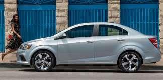 Adiós al Chevrolet Sonic