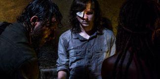 Muerte de Carl en The Walking Dead