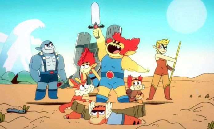 Thundercats 2018 de Cartoon Network