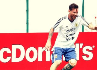 ver en vivo Argentina vs Nigeria