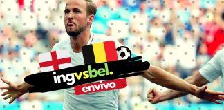 ver en vivo Bélgica vs Inglaterra