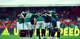 Goles de México vs Alemania