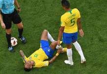 Clavados de Neymar
