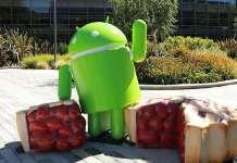 características de Android 9 Pie