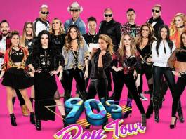 90s Pop Tour en Hermosillo