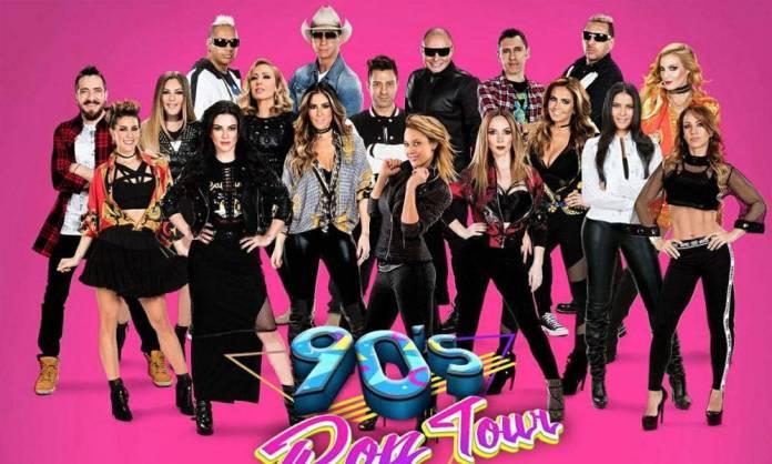 90s Pop Tour en Hermosillo