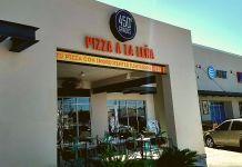 450 Grados pizza a la leña en Hermosillo