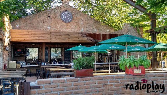 Bar en Parque La Ruina