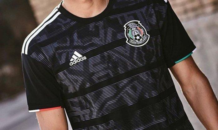 3895286b1c5ef Esta es la nueva playera de la Selección Mexicana (2019)