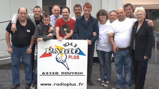 radio plus equipe
